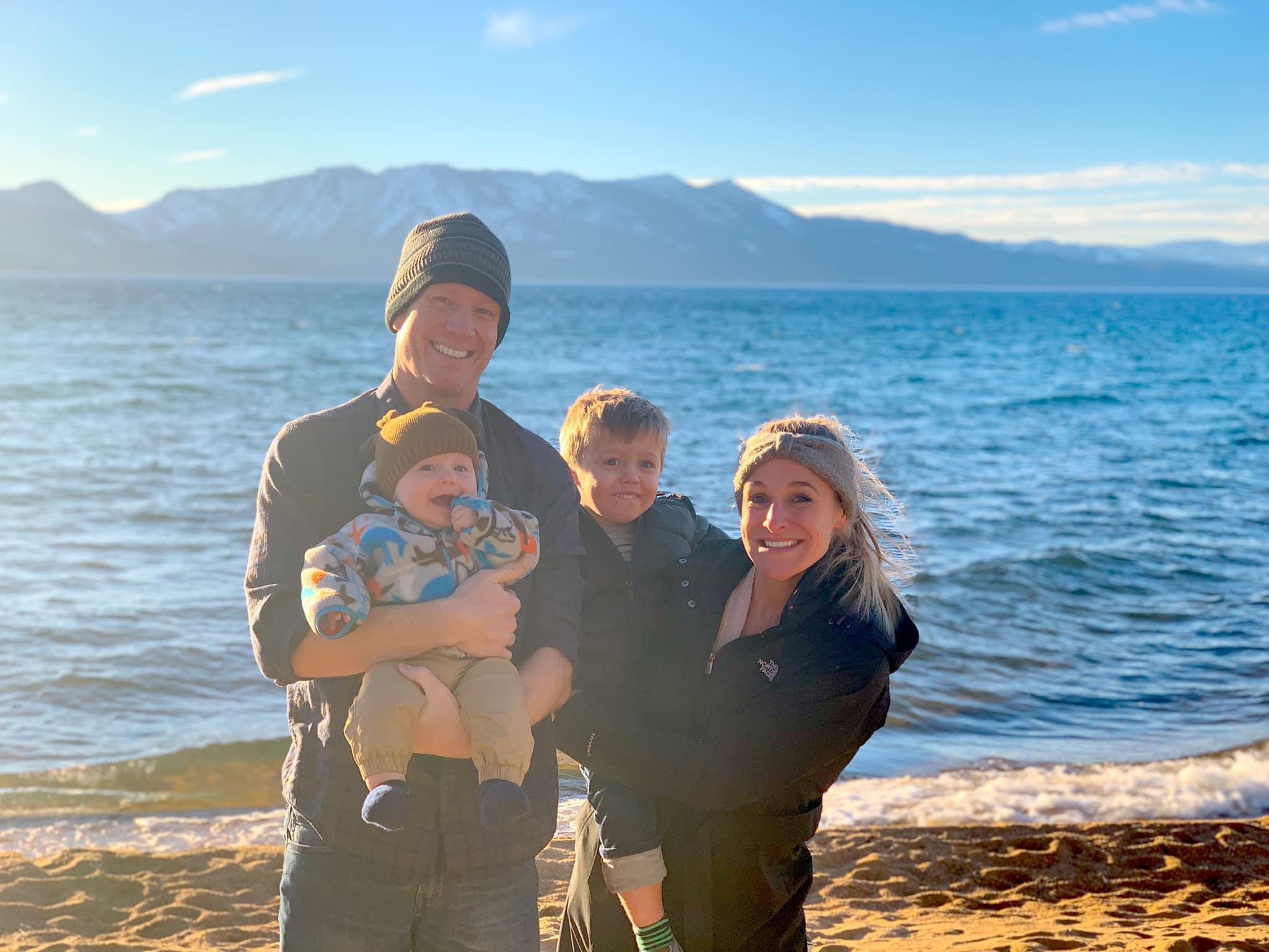 Brandon Richardson Family
